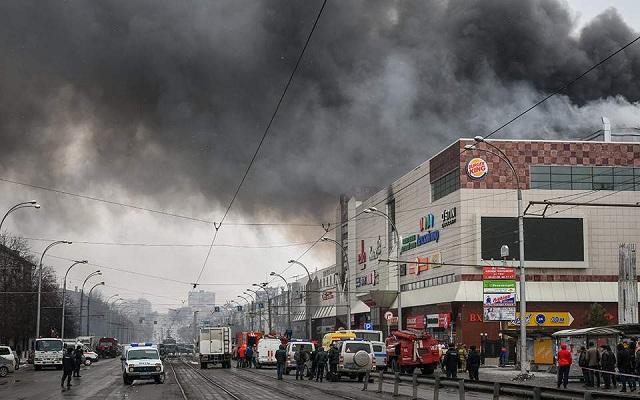 Οι έξι φονικότερες πυρκαγιές στη Ρωσία την τελευταία δεκαετία