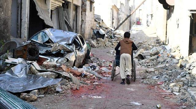 OHE: «Συντριπτικά» τα τεκμήρια για τα εγκλήματα πολέμου στη Συρία