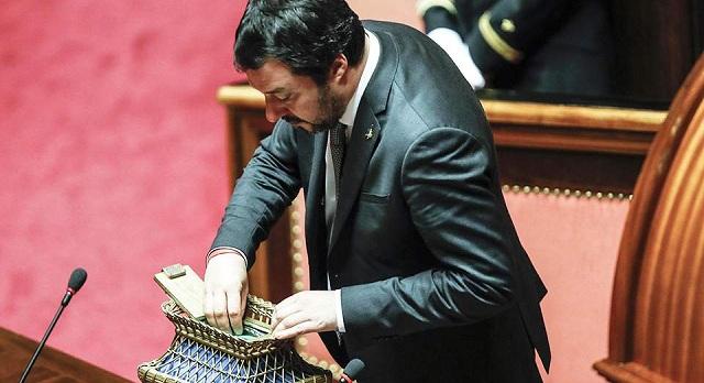Ιταλία: Προ των πυλών κυβέρνηση Λέγκας -5 Αστέρων