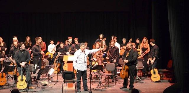 Σημαντική δραστηριότητα από την Κιθαριστική Ορχήστρα Βόλου -Μαγνησίας