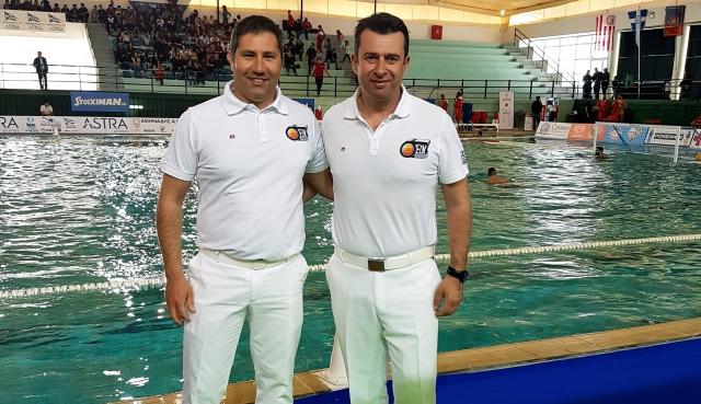 Συμμετείχαν στο Final-4 του Κυπέλλου οι Βολιώτες Αχλιαδιώτης και Κυράνης