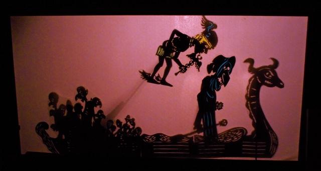 Θέατρο Σκιών σε Άγιο Λαυρέντιο και Σταγιάτες