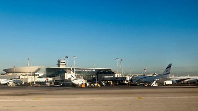 Σύγκρουση αεροπλάνων στο αεροδρόμιο του Τελ Αβίβ