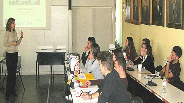 Εργαστήριο για τη νεανική επιχειρηματικότητα στην Καρδίτσα
