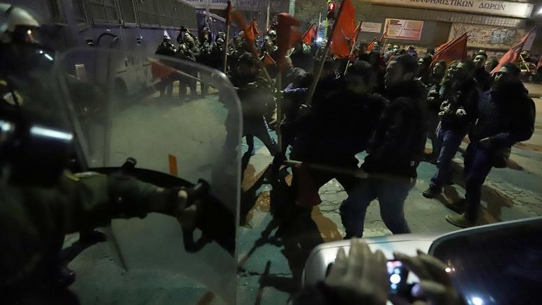 Οργή συνδικαλιστών της ΕΛ.ΑΣ.: Αμέτρητοι αστυνομικοί σε συνέδριο του ΣΥΡΙΖΑ