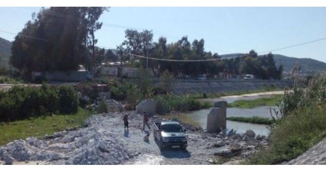Χρηματοδότηση για την κατασκευή της γέφυρας στον Ξηριά