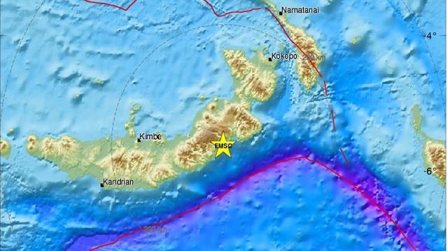 Σεισμός 7 Ρίχτερ στη Νέα Γουινέα - Προειδοποίηση για τσουνάμι