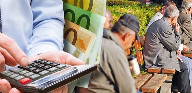 Χιλιάδες συνταξιούχοι δικαιούνται αύξηση [πίνακες]