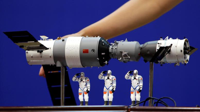 Πότε θα πέσει στο...κεφάλι μας ο κινεζικός διαστημικός σταθμός