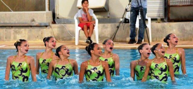 4η θέση ο ΝΟΒΑ στο Πανελλήνιο πρωτάθλημα ΟΠΕΝ καλλιτεχνικής