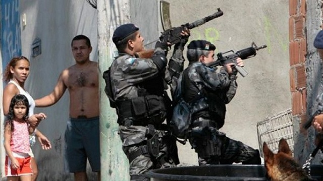 Βραζιλία: Φόβος και ανασφάλεια στο Ρίο Ντε Τζανέιρο