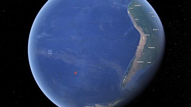 Το σημείο Νέμο στον Ειρηνικό είναι το μεγαλύτερο «νεκροταφείο» διαστημικών σκαφών