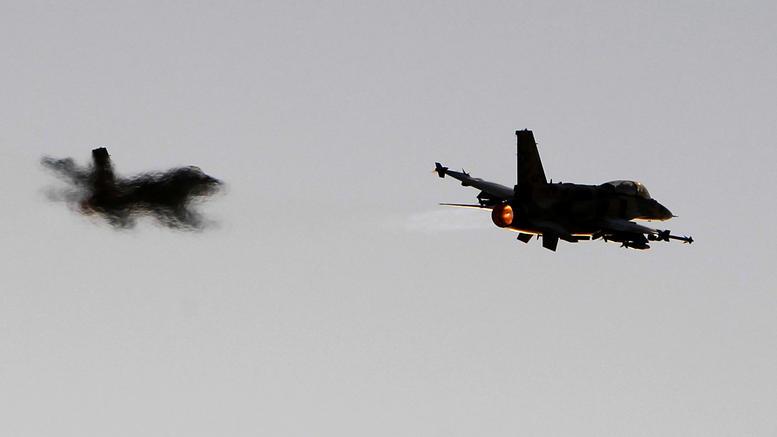 ΗΠΑ: Κατέπεσε μαχητικό F-16. Το τρίτο σε δύο ημέρες