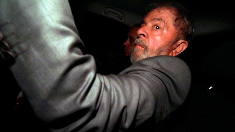 Βραζιλία: Στη φυλακή ο πρώην πρόεδρος Λούλα με οριακή απόφαση