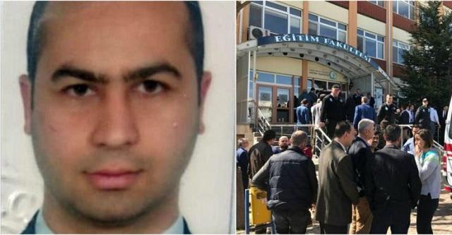 Τουρκία: Αυτός είναι ο ερευνητής που εκτέλεσε 4 συναδέλφους του στο Πανεπιστήμιο του Εσκισεχίρ