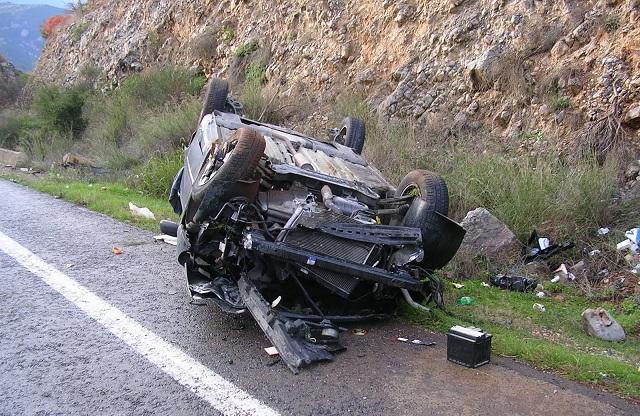 Μείωση στα τροχαία δυστυχήματα στη Θεσσαλία τον Μάρτιο