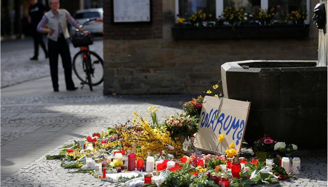 Ψυχασθενής & χωρίς συνεργό ο δράστης του φονικού στη Γερμανία