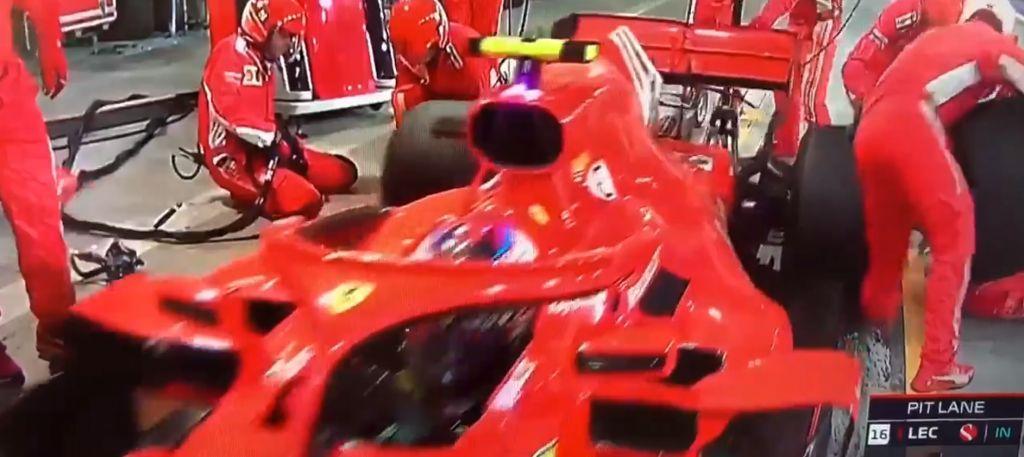Ανατριχιαστικός τραυματισμός μηχανικού της Ferrari