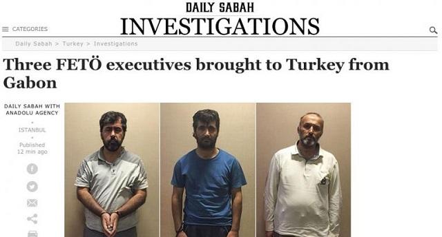 «Καμαρώνει» ο Ερντογάν για νέες απαγωγές γκιουλενιστών στο εξωτερικό