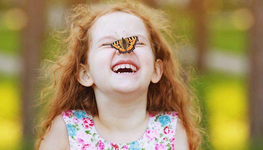 Απρίλιος: 8 χαρακτηριστικά των παιδιών που γεννιούνται αυτόν τον μήνα!