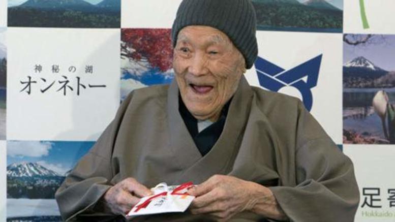 Αυτός είναι ο γηραιότερος άνθρωπος στον κόσμο