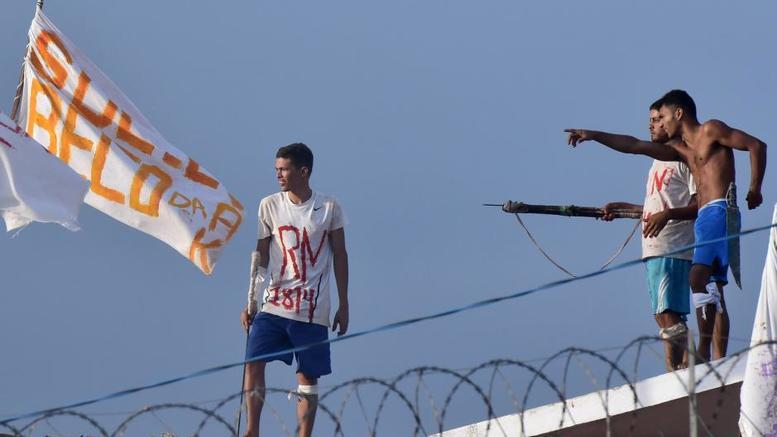 Απόπειρα απόδρασης από φυλακές της Βραζιλίας με 21 νεκρούς