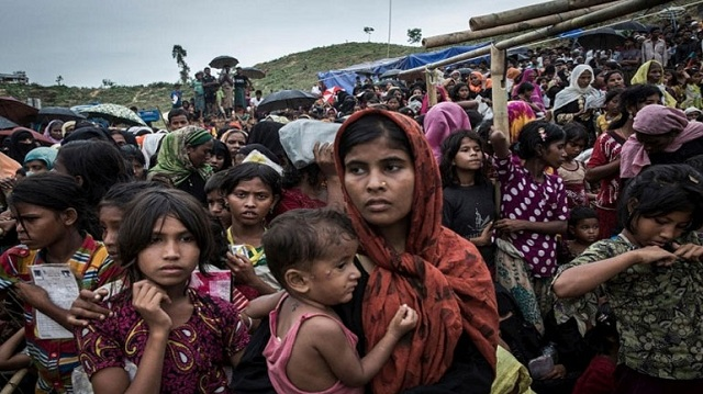 Συμπτώματα υποσιτισμού και αναιμίας στα παιδιά που ανήκουν στη μειονότητα Ροχίνγκια