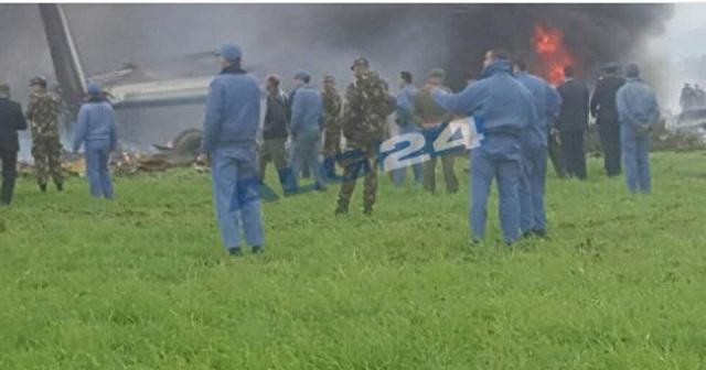 Συνετρίβη αεροσκάφος στην Αλγερία. Φόβοι για 100 νεκρούς