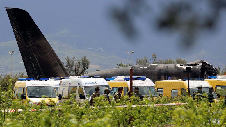 Αλγερία: Αυτόπτες μάρτυρες μιλούν για φωτιά στο φτερό