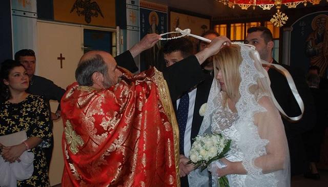 Γάμος στις φυλακές Λάρισας [εικόνες]