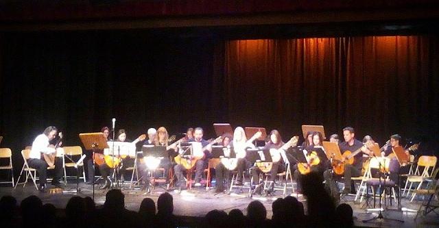 Καθηλωτική η εμφάνιση της «Κιθαριστικής Ορχήστρας Βόλου» στη Βέροια
