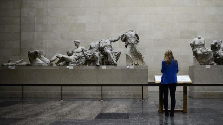 FT: Είχε δίκιο ο Μπάιρον, τα Παρθενώνεια γλυπτά ανήκουν στη Αθήνα