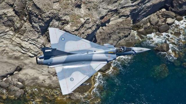 Το χρονικό της μοιραίας πτώσης του Mirage 2000