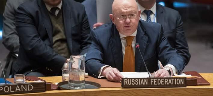 Ρώσος πρέσβης στον ΟΗΕ: Η άμεση προτεραιότητα είναι να αποφύγουμε τον πόλεμο