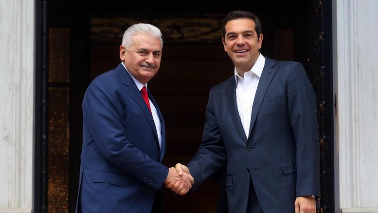 Τι είπαν Τσίπρας-Γιλντιρίμ για τους 2 Ελληνες στρατιωτικούς