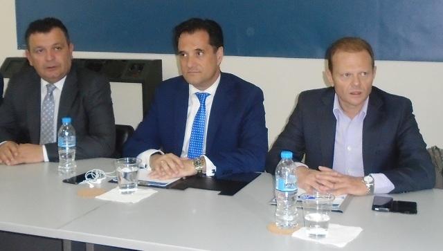 Αδωνις Γεωργιάδης: Είμαστε έτοιμοι για εκλογές