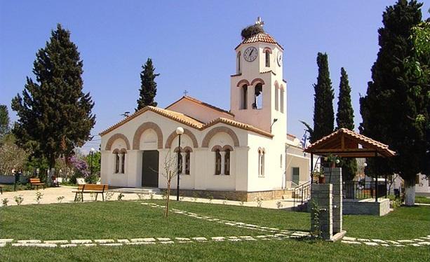 Πανηγυρίζει ο Ναός του Αποστόλου Θωμά Αερινού