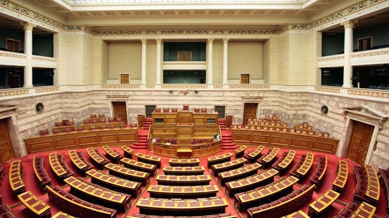 Η Βουλή θα «υιοθετήσει» τα παιδιά του σμηναγού Γιώργου Μπαλταδώρου