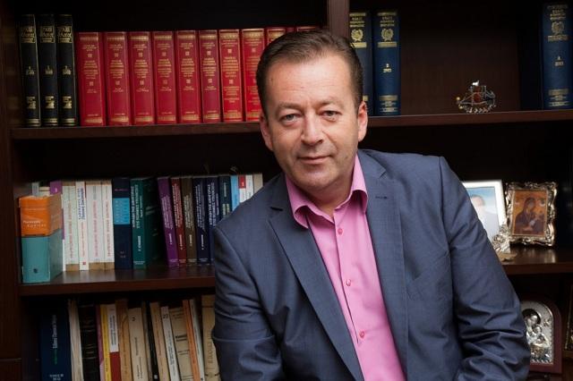 Ο υφ. Γεωργίας Βασίλης Κόκκαλης μεθαύριο στη Ν. Αγχίαλο