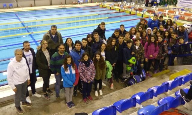 Σε διεθνές meeting στο Βελιγράδι οι κολυμβητές της Νίκης