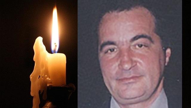 Κηδεία ΚΩΝΣΤΑΝΤΙΝΟΥ ΠΑΝΑΓΟΥ