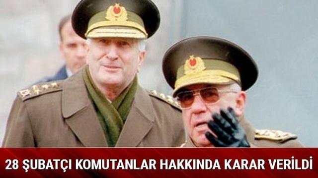 Τουρκία: Ολοκληρώθηκε η δίκη για το «βελούδινο» πραξικόπημα
