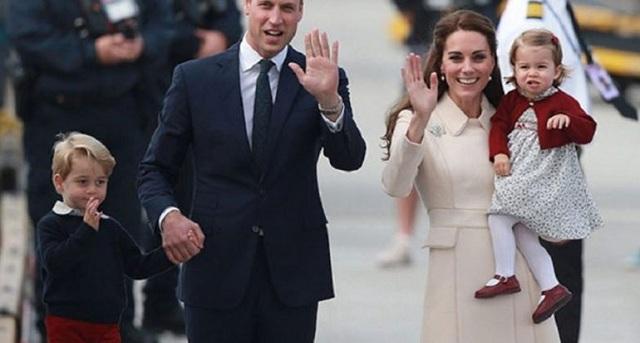 Βρετανία: Το πρωτόκολλο ανακοίνωσης της γέννησης του βασιλικού μωρού