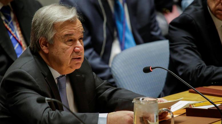 ΟΗΕ: Κίνδυνος oλοκληρωτικής στρατιωτικής κλιμάκωσης στη Συρία