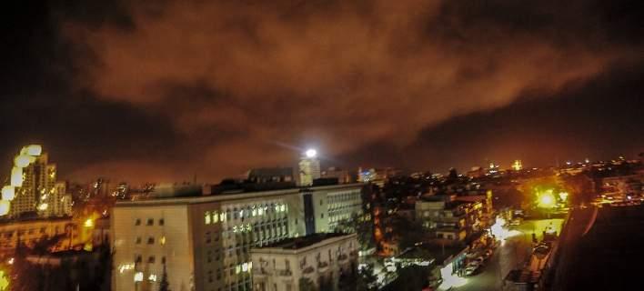 Μαρτυρία από τη Δαμασκό: Χάος και τρόμος για 2 ώρες με τους πυραύλους