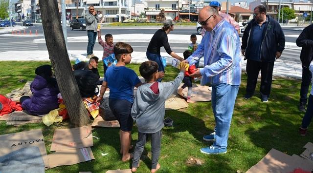 Δήμος Βόλου: Χωρίς στοιχειώδη ενημέρωση η μεταφορά δεκάδων προσφύγων στην πόλη