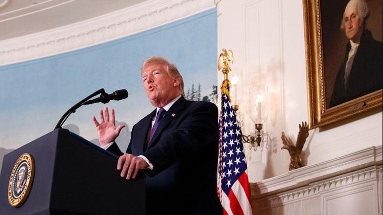 Oι Ηνωμένες Πολιτείες ξεχνούν τη Συρία σε λιγότερο από 24 ώρες μετά τον βομβαρδισμό
