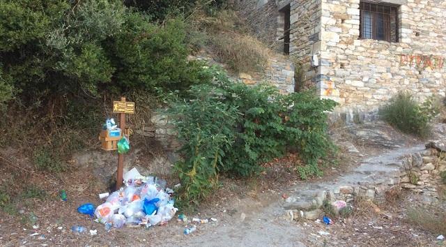 Στη μάχη για τα σκουπίδια χωρίς... όπλα στο Δήμο Ν. Πηλίου