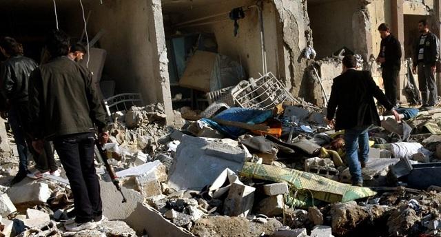 Κινητοποίηση του Π.Α.ΜΕ για την επίθεση στη Συρία