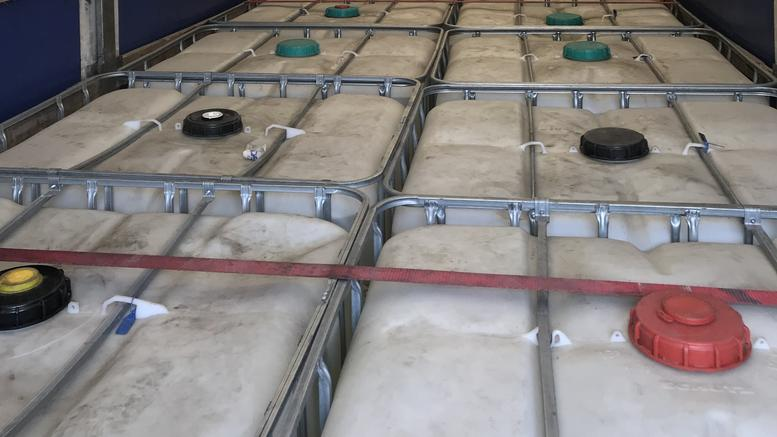 Κύκλωμα έφερνε από τη Βουλγαρία χημικά για τη νόθευση καυσίμων